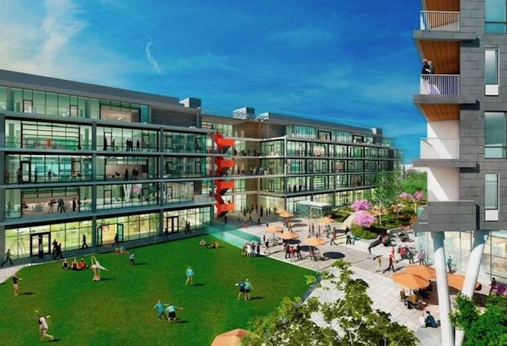 Lowe, AECOM Capital and Rockwood Capital's $350M Ivy Station project in Culver City