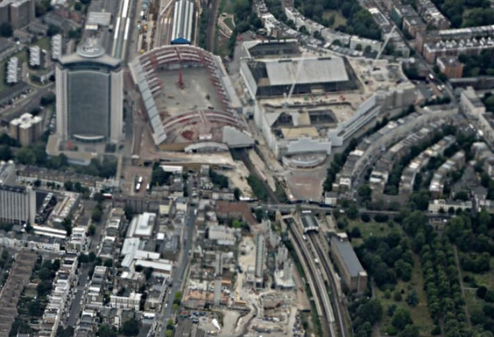 Delancey And APG Plot Mixed-Use Future For Earl's Court