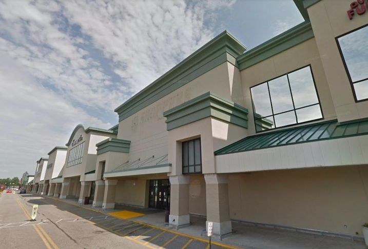 The former Shoppers location at 6200 Little River Turnpike in Alexandria where Giant will open