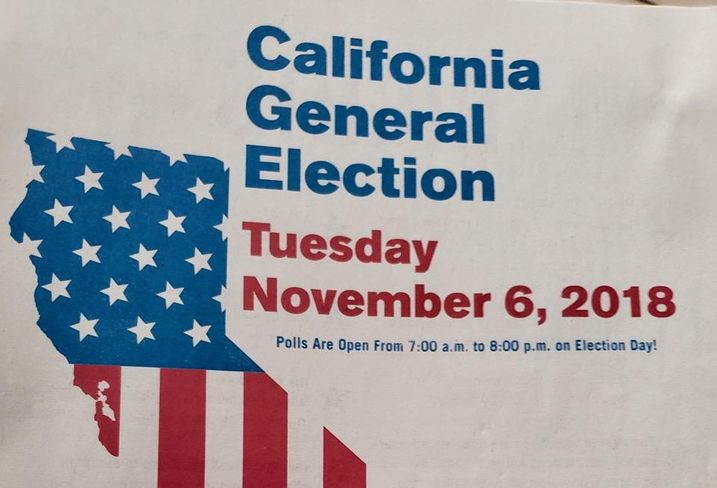California voter information guide