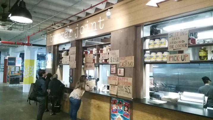 Industry City Food Hall, Brooklyn