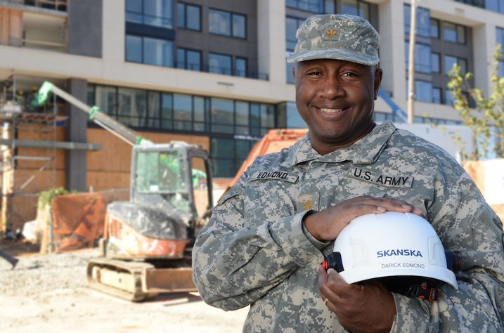 Skanska Vice President of Operations Darick Edmond