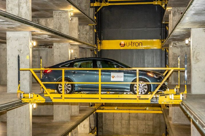 Automated Parking Improves The Architectural Design Of Buildings
