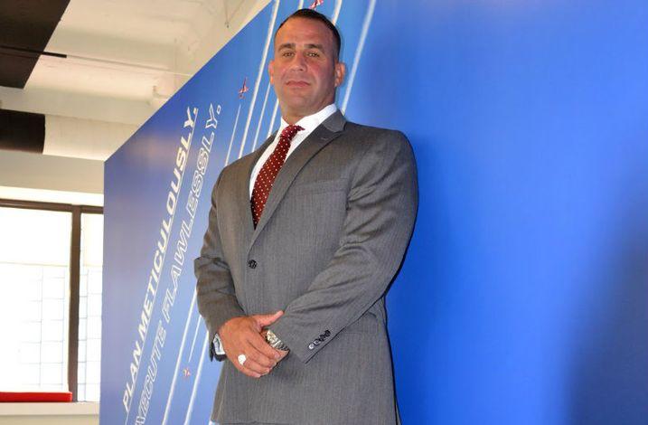 Suffolk Chief Operating Officer, Florida East Coast Joe Fernandez