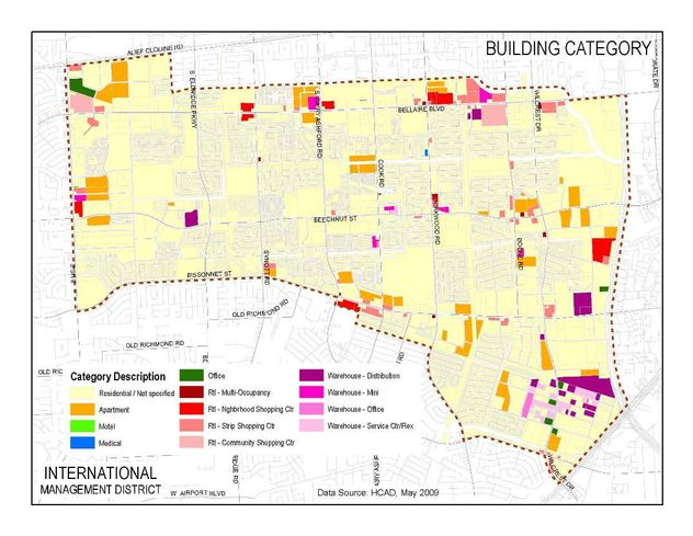 Houston-Area Management Districts Line Up To Attract Opportunity Zone Funds