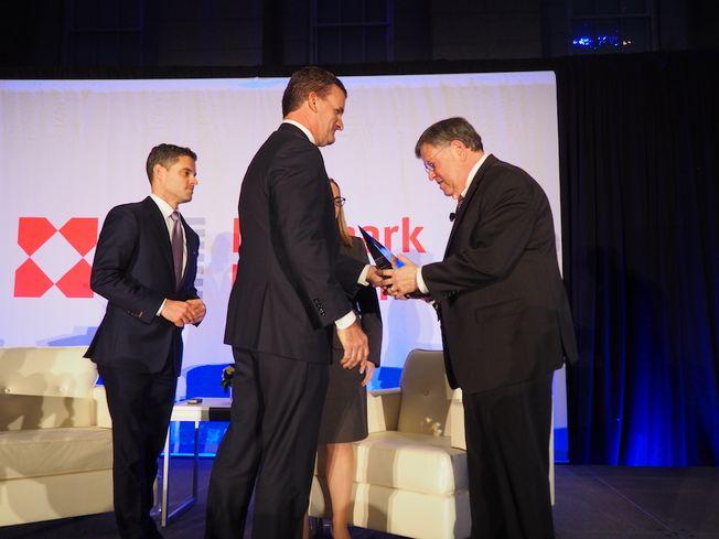 Greg Leisch award