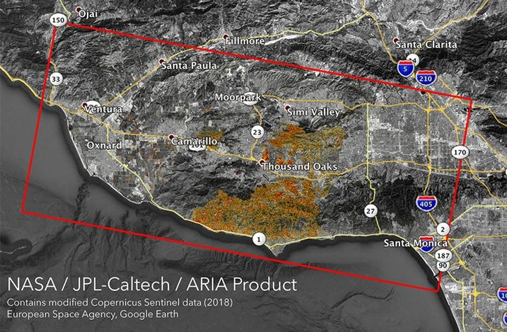 Fire Risk Looms Large For San Diego County