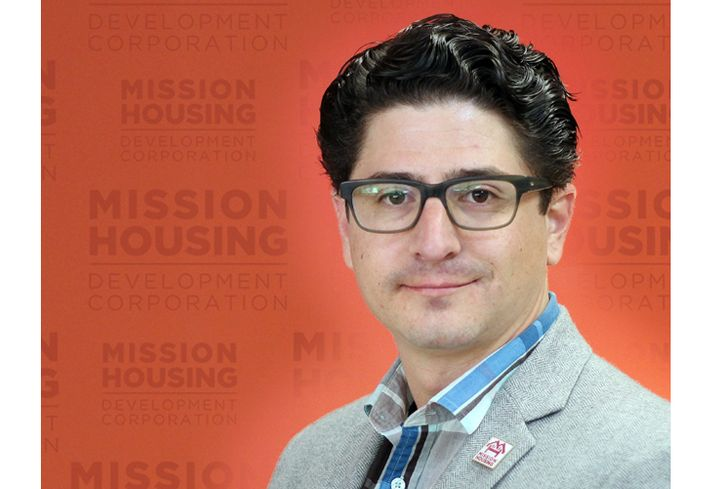 Mission Housing Executive Director Sam Moss