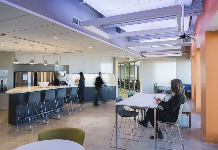 Certified Green Buildings Linked To Healthier, Happier, More Productive Employees