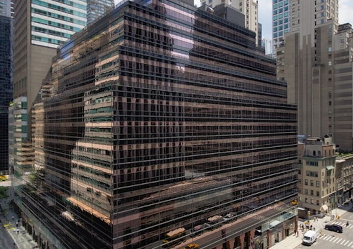 Ralph Lauren S Departure From Madison Avenue Office Building Could