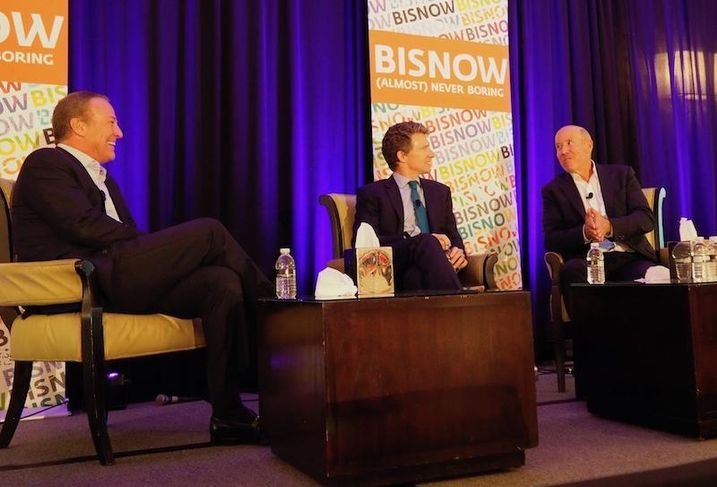 LISTEN: Starwood CEO Barry Sternlicht And Greystar CEO Bob