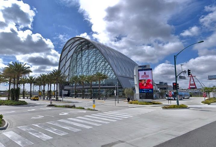 As part of the city of Anaheim's deal with Ducks owner, Henry Samueli, Samueli's company Anaheim Arena Management will oversee operation of the city owned Anaheim Regional Transportation Intermodal Center or ARTIC.