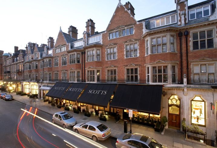 A Tour Of Mayfair — Future And Past — With Estate Surveyor Nigel Hughes