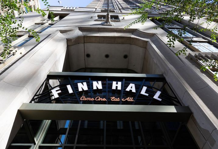 Check Out Finn Hall, Downtown's Latest Food Destination