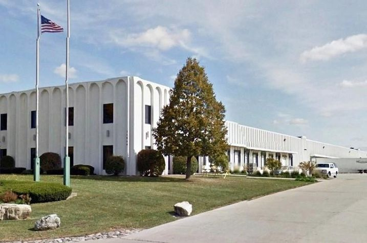 11939 South Central Avenue in Alsip, which is a 320K SF, three-tenant building.