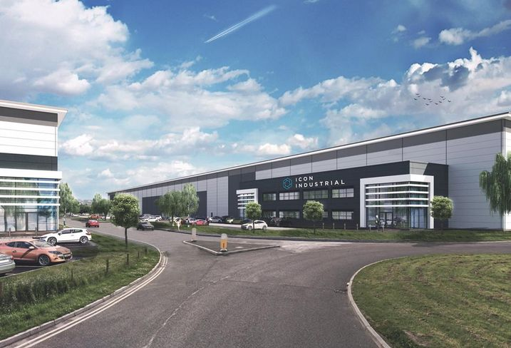 Icon Industrial has revealed plans to build a new industrial/warehouse unit at its £100 million Manchester Airport site.  The proposed 102,500 sq ft development will include a single 95,000 sq ft industrial/warehouse building and 7,500 sq ft of integrated office accommodation, with 141 car parking spaces.  Icon Industrial, a strategic joint venture by Stoford Developments and TPG Real Estate, has submitted a reserved matters planning application to Manchester City Council for the building.
