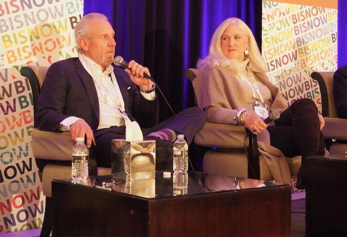 PN Hoffman CEO Monty Hoffman and RD Jones' Rebecca Jones