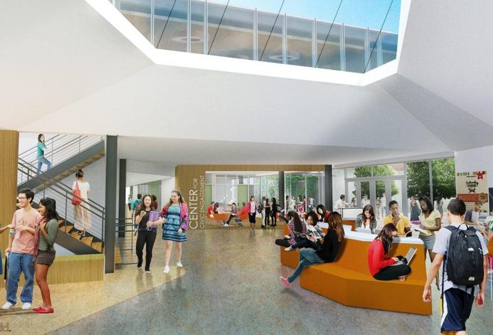 Schools In The Bay Area Renovate Buildings For Earthquakes And