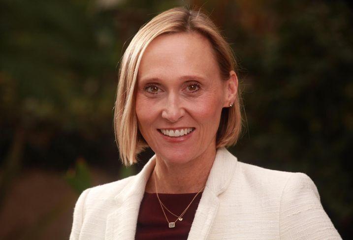JP Morgan Chase Head of Community Development Banking Alice Carr