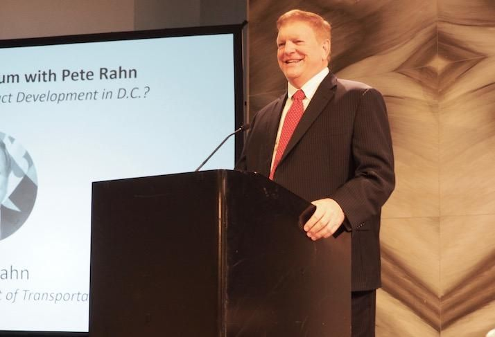 Maryland Secretary of Transportation Pete Rahn