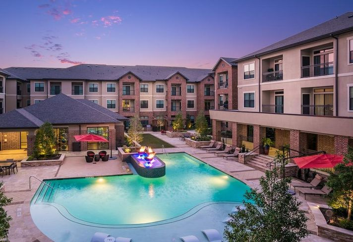 Olympus Property Buys Class-A Apartment Asset In The Woodlands