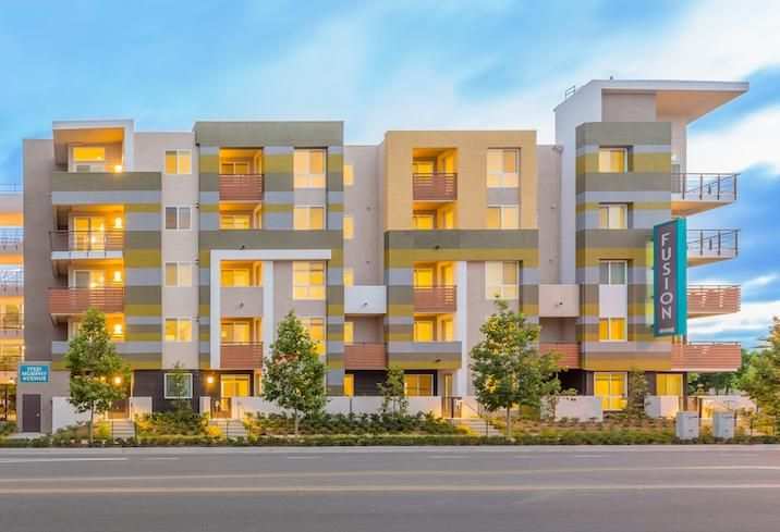 Fusion Apartments In Irvine Sold For 118m 2018