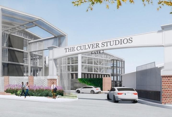Hackman Capital Partners breaks ground on Culver Studios, a 720K SF mixed-use campus in Culver City