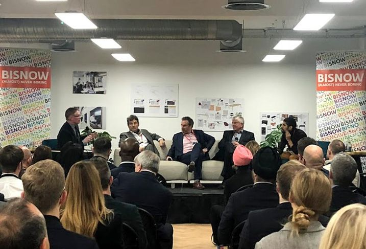 Bisnow Birmingham State of offices event 6 December 2018