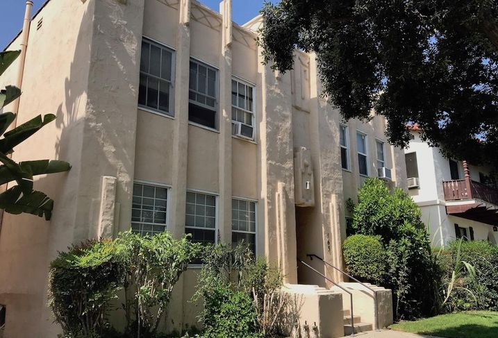 In an off market deal, Advanced Properties LLC has purchased an eight-unit apartment building in Beverly Hills from an undisclosed seller for $2.7M. Advanced Properties plans to upgrade the property located at 163 N. Clark Drive. Compass Commercial's Shaya Braverman represented the buyer.
