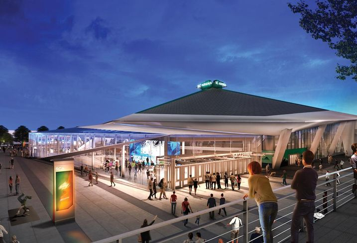 Mortenson Replaces Skanska-Hunt As Seattle Center Arena GC