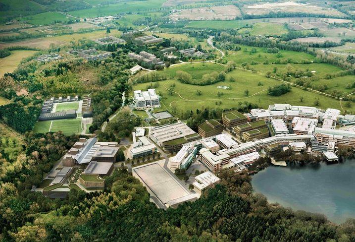 Alderley park manchester science partnerships bruntwood cheshire dec 2018