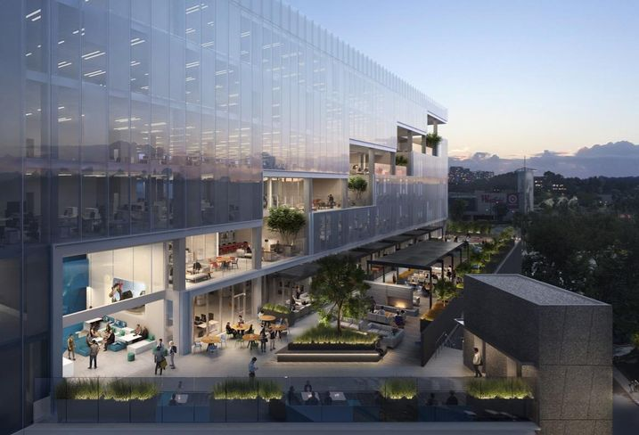 Lincoln Property Co.'s west coast arm LPC West plans to develop a former parking lot into a 300K SF creative office campus in Culver City