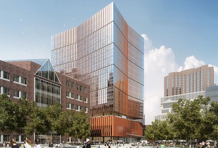 Apple, Capital One, Boeing Plan To Share A Kendall Square Tower