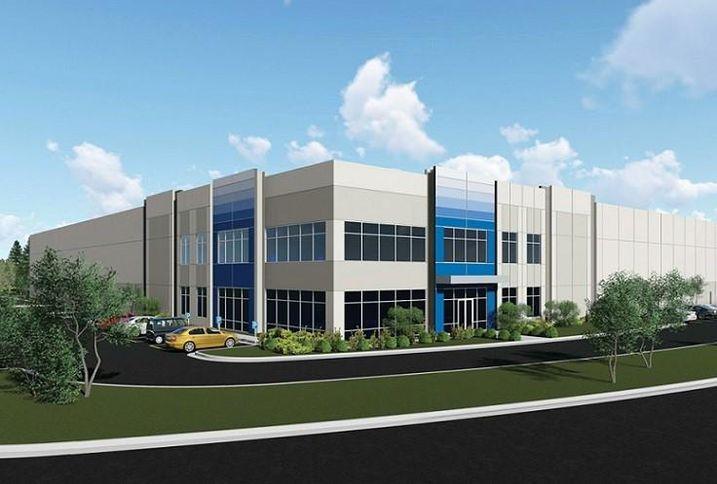 Romeoville Gateway, IDI Logistics' new industrial development in Romeoville, IL.