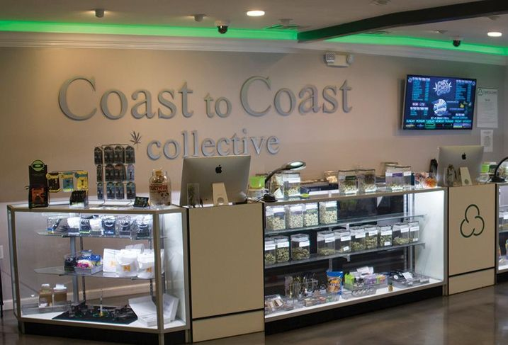 Coast to Coast Collective is a retail and cannabis cultivation store in Canoga Park. It is owned by former Berkadia executive Chris Malcolm. Malcolm is the CEO and Managing Partner of 3C Companies and board member of the United Cannabis Business Association.