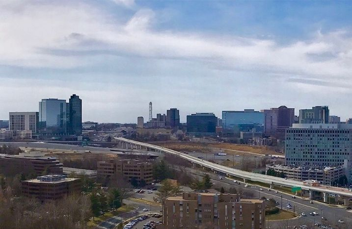 New In Town: Tysons