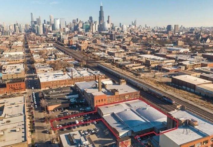The Kinzie Industrial Corridor