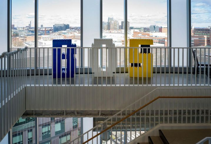 Sweet Zuckerberg? Facebook's New Kendall Square Office Is An Homage To All Things Boston