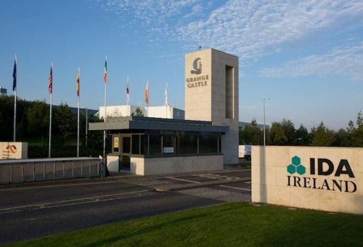 Grange Castle Business Park in Clondalkin, Dublin 22