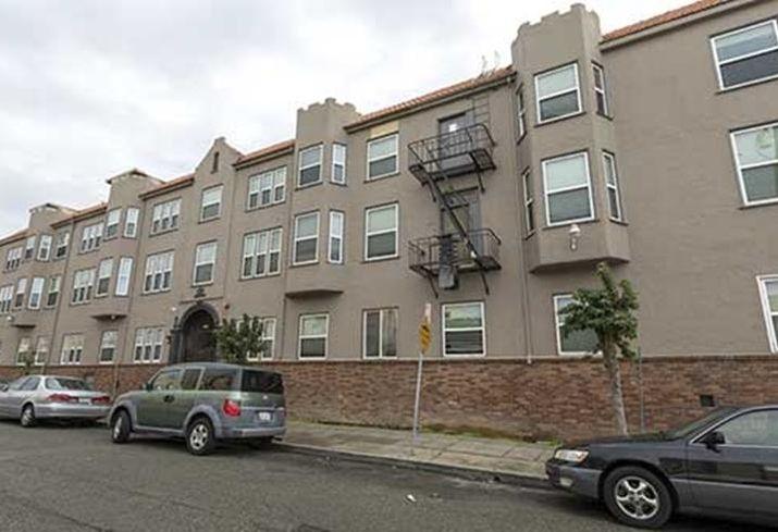 Kensington Gardens Apartments in East Oakland