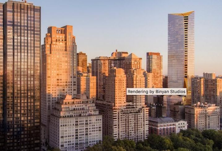 City Threatens To Revoke Extell's Permits For Upper West Side Skyscraper