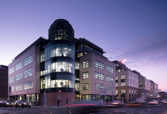 Yew Grove REIT's Gateway building at East Wall, Dublin 3