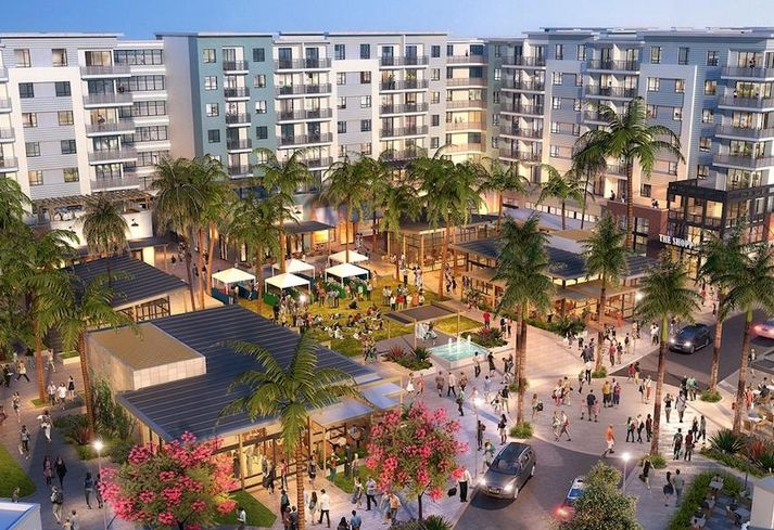 $350M Plantation Walk Breaks Ground