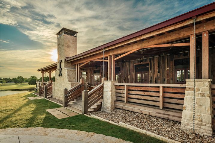 Tryba Designs Whiskey Ranch Near Fort Worth