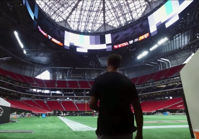 Lawsuit Seeks $700M In Exempt Property Taxes From Mercedes-Benz Stadium