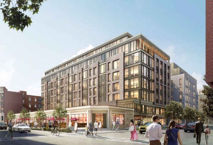 BPDA Approves Plan To Go Residential At Former Boston Cab HQ