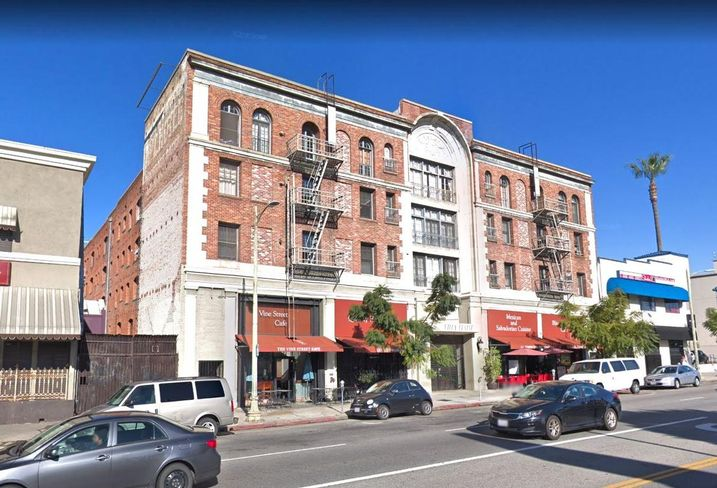 Slate Property Group has purchased a 102-unit apartment in Los Angeles from the Jones Family Trust for $26.7M. The 69K SF Villa Elaine Apartments is located at 1245 Vine St. Pacific Partners' Zac Freehling, Jason Shenitzer, Michael Aspinwall represented the buyer and seller.