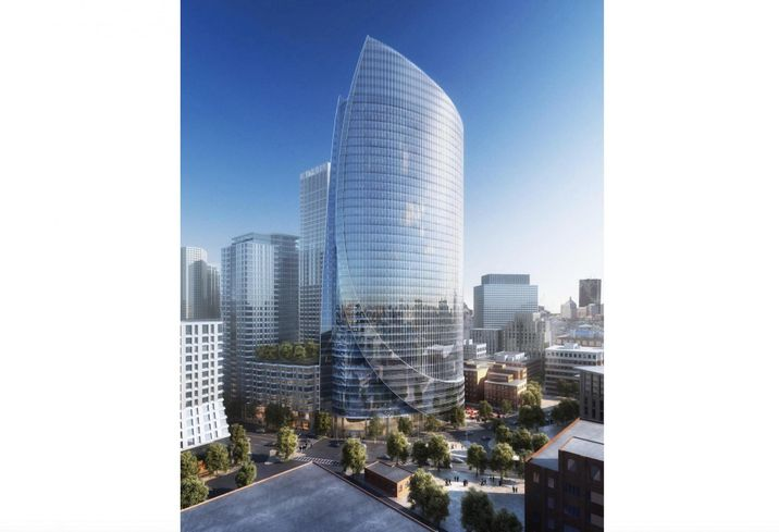 Bulfinch Crossing Will Eventually House State Street's Global Headquarters