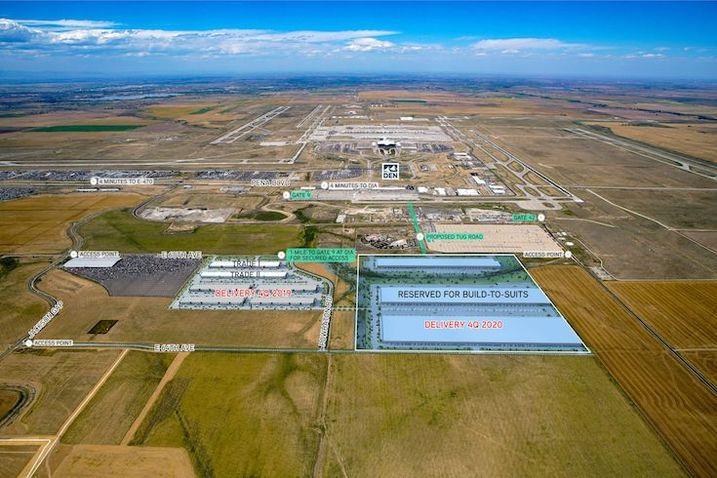 J.A. Green Buys 175 Acres At JAG Logistics Center