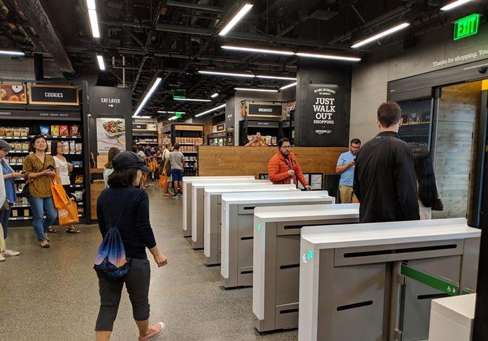 Seattle store